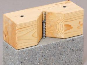 HECO MMS-TC Holzbefestigung
